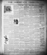 The Hermitage Gazette