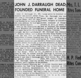 darraugh widow of margaret delahunty obit 3/23/1954