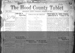 The Hood County Tablet