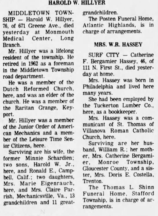 Asbury Park Press(Asbury Park, New Jersey) 14 Jul 1978, Fri Page 21