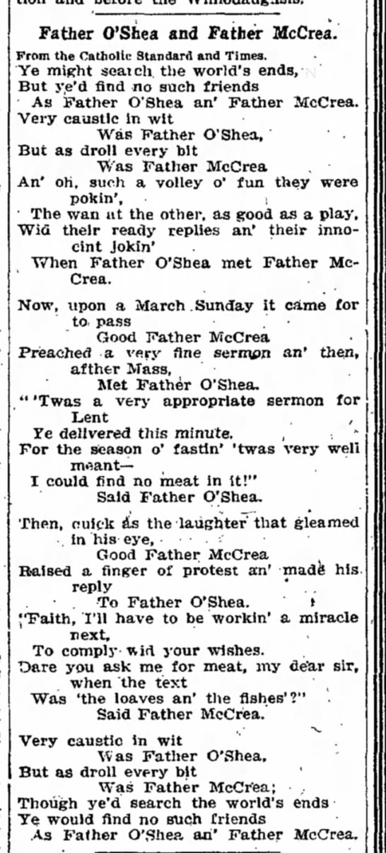Washington Post, 25 March 1906
