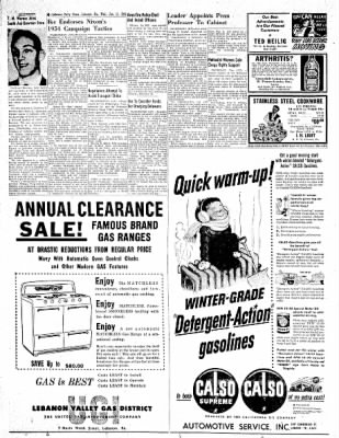 Lebanon Daily News from Lebanon, Pennsylvania on January 12, 1955 · Page 6