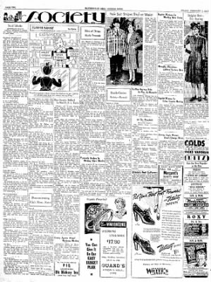 The Courier News from Blytheville, Arkansas on February 9, 1940 · Page 2