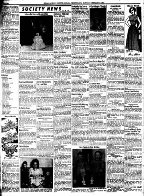The Indiana Gazette from Indiana, Pennsylvania on February 11, 1950 · Page 24
