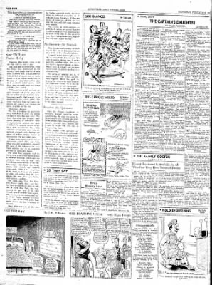 The Courier News from Blytheville, Arkansas on February 21, 1940 · Page 4