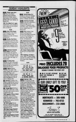 The Cincinnati Enquirer from Cincinnati, Ohio on September 29, 1991 · Page 426