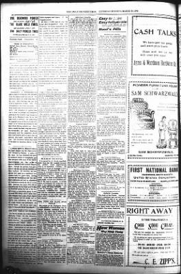 The Daily Deadwood Pioneer-Times from Deadwood, South Dakota on March 30, 1899 · Page 2