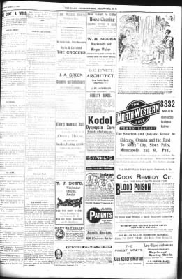 The Daily Deadwood Pioneer-Times from Deadwood, South Dakota on April 12, 1900 · Page 3