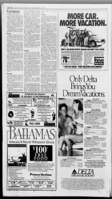 The Cincinnati Enquirer from Cincinnati, Ohio on October 20, 1991 · Page 134