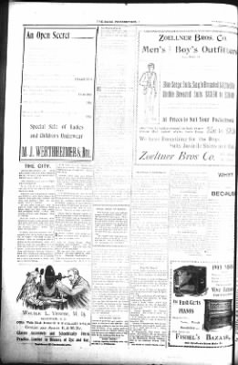 The Lead Daily Pioneer-Times from Lead, South Dakota on June 14, 1900 · Page 16