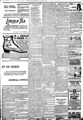 Logansport Pharos-Tribune from Logansport, Indiana on May 27, 1894 · Page 6