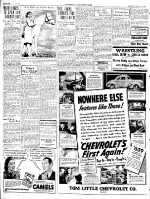 The Courier News from Blytheville, Arkansas on April 15, 1940 · Page 6