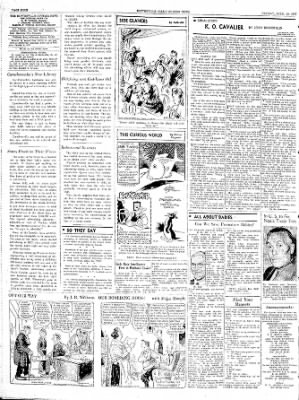 The Courier News from Blytheville, Arkansas on April 19, 1940 · Page 4