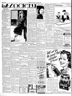 The Courier News from Blytheville, Arkansas on April 24, 1940 · Page 4