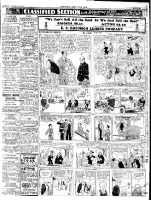 The Courier News from Blytheville, Arkansas on January 18, 1934 · Page 7
