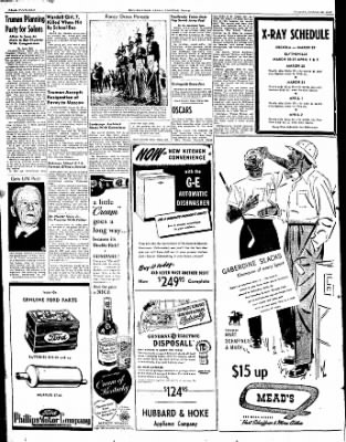 The Courier News from Blytheville, Arkansas on March 25, 1949 · Page 14