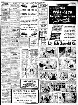 The Courier News from Blytheville, Arkansas on October 25, 1944 · Page 7