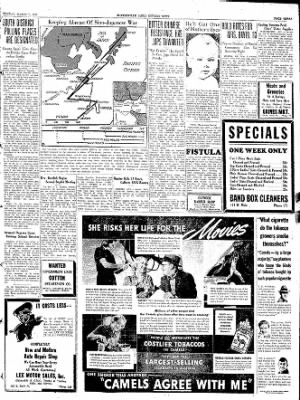 The Courier News from Blytheville, Arkansas on March 7, 1938 · Page 3