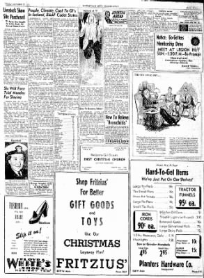 The Courier News from Blytheville, Arkansas on October 27, 1944 · Page 3