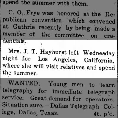 June 24 1910