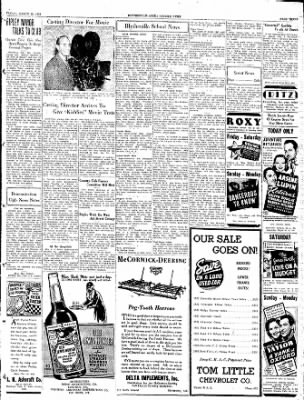The Courier News from Blytheville, Arkansas on March 18, 1938 · Page 3