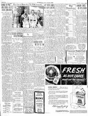 The Courier News from Blytheville, Arkansas on June 1, 1936 · Page 6