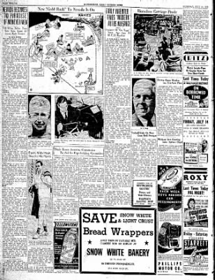 The Courier News from Blytheville, Arkansas on July 13, 1939 · Page 12