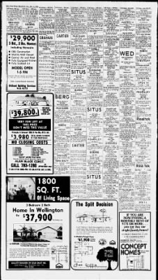The Palm Beach Post from West Palm Beach, Florida on December 5, 1976 · Page 66