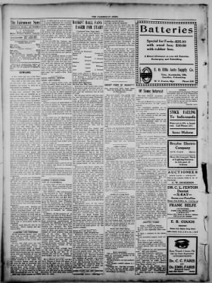 The Fairmount News from Fairmount, Indiana on October 17, 1921 · Page 2