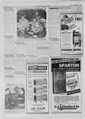 The Daily Clintonian from Clinton, Indiana on December 17, 1936 · Page 4