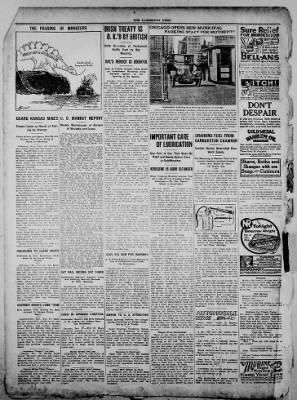 The Fairmount News from Fairmount, Indiana on December 22, 1921 · Page 2