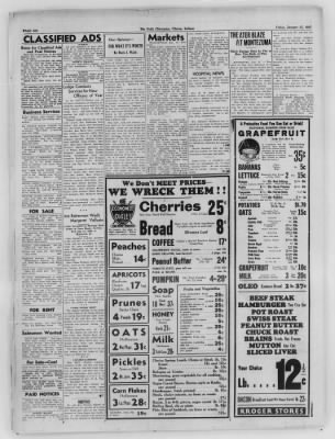 The Daily Clintonian from Clinton, Indiana on January 15, 1937 · Page 6