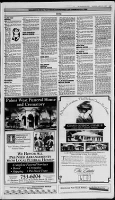 The Palm Beach Post from West Palm Beach, Florida on March 26, 1998 · Page 177