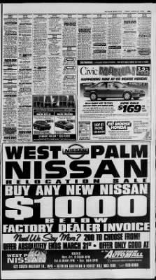The Palm Beach Post from West Palm Beach, Florida on March 27, 1998 · Page 57