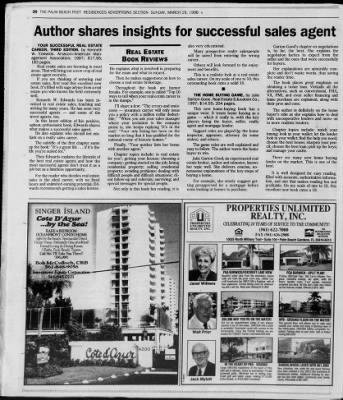 The Palm Beach Post from West Palm Beach, Florida on March 29, 1998 · Page 359
