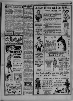 The Daily Clintonian from Clinton, Indiana on August 24, 1944 · Page 5