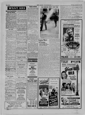 The Daily Clintonian from Clinton, Indiana on September 28, 1944 · Page 8