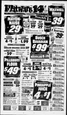 The Palm Beach Post from West Palm Beach, Florida on November 7, 1968 · Page 67