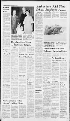 The Palm Beach Post from West Palm Beach, Florida on November 9, 1968 · Page 2
