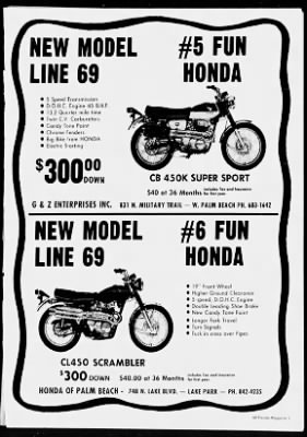 The Palm Beach Post from West Palm Beach, Florida on November 10, 1968 · Page 167