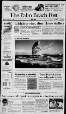 The Palm Beach Post from West Palm Beach, Florida on March 30, 1998 · Page 85