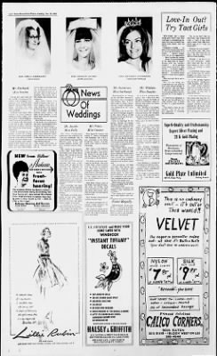 The Palm Beach Post from West Palm Beach, Florida on November 10, 1968 · Page 42