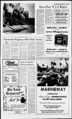 The Palm Beach Post from West Palm Beach, Florida on November 10, 1968 · Page 111