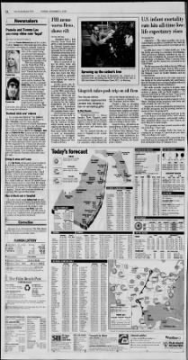 The Palm Beach Post from West Palm Beach, Florida on December 2, 1997 · Page 2