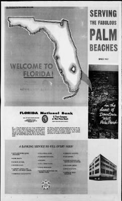 The Palm Beach Post from West Palm Beach, Florida on November 10, 1968 · Page 162