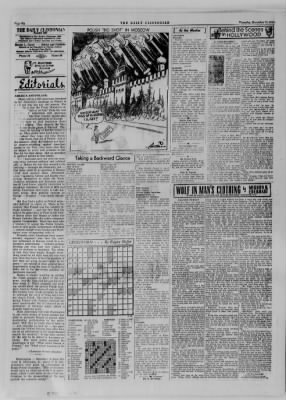 The Daily Clintonian from Clinton, Indiana on December 21, 1944 · Page 6