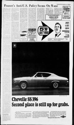 The Palm Beach Post from West Palm Beach, Florida on November 12, 1968 · Page 21