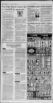 The Palm Beach Post from West Palm Beach, Florida on December 3, 1997 · Page 33