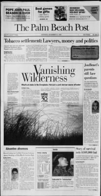 The Palm Beach Post from West Palm Beach, Florida on December 6, 1997 · Page 119