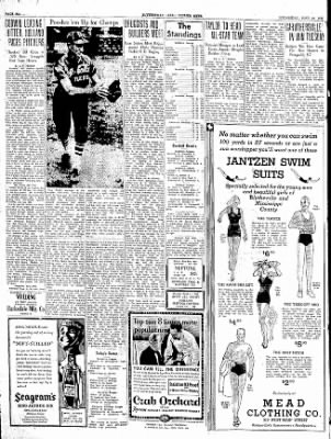The Courier News from Blytheville, Arkansas on June 10, 1936 · Page 6